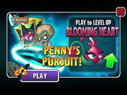 Penny's Pursuit Blooming Heart