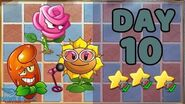 Plants vs Zombies 2 China - Renaissance Age Day & Night 10