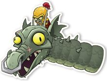 PVZ2 EO Zomboss Dragon