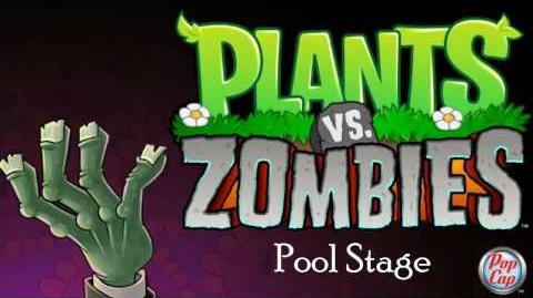 Plants vs Zombies Soundtrack Pool Stage