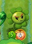 Shielded Plucky Clover