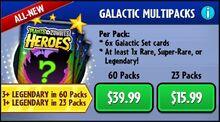 Store Galactic Multipack
