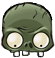 Zombie bungi head