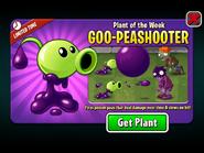 Goo Peashooter Plant of the Week