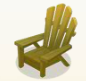 Wood Lawn Chair