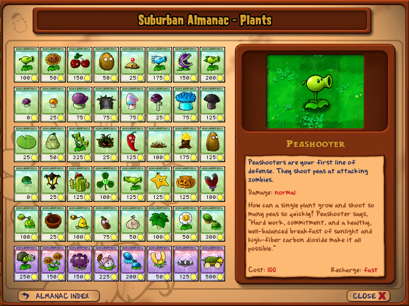 plants plants vs zombies plants vs zombies wiki fandom