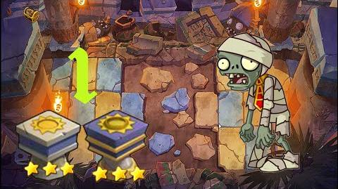PvZ Online - Adventure Mode - Zphinx 1