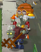 Gargantuar Parties3 Zombies