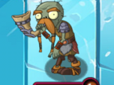 Horn Zombie