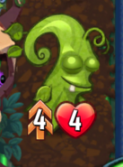 Magic Beanstalk with Double Strike