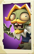 Actor Zombie PvZ3 portrait