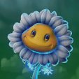 Flor Poderosa Icon