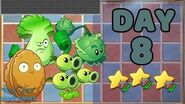 Plants vs Zombies 2 China - Renaissance Age Day & Night 8