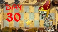 Android Beta 2 PvZ All Stars - Ancient Egypt Day 30