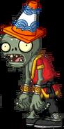 Conehead Monk Zombie