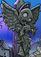 Angel zombie