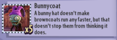 Bunnycoat Description