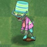 Easter Buckethead Zombie