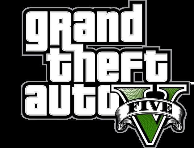 File:Grand Theft Auto V Logo.png