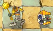 Ra Zombie death