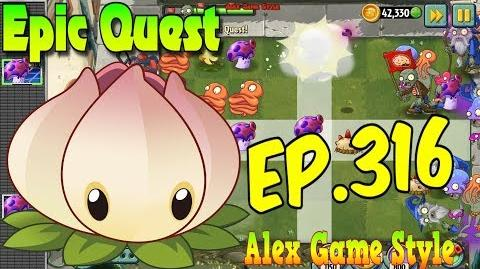 Plants vs. Zombies 2 POWER LILY - Epic Quest Premium Seeds (Ep