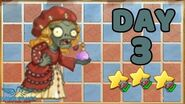 Plants vs Zombies 2 China - Renaissance Age Day 3
