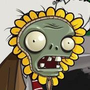 Sunflower Costume Zombie