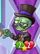 Amphibious Gentleman Zombie