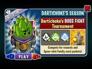 Dartichoke's Selective Season - Dartichoke's BOSS FIGHT Tournament
