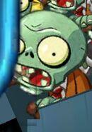 Zombie in Multiplayer menu