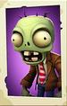 Browncoat Zombie PvZ3 portrait