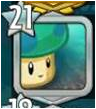 Grow-Shroom as Rank 21