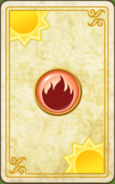 Power Flame Endless Zone Card