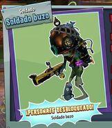 Soldado Buzo desbloqueado GW2