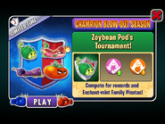 Champion Blow-Out Season - Zoybean Pod's Tournament