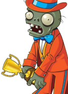 Tuxedo Zombie