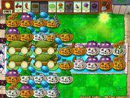 Plants & zombies 100
