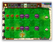 Sample ZomBotany Layout
