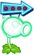 Electric Peashooter Costume HD