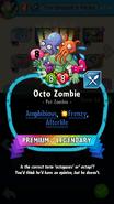 Octo Zombie Description