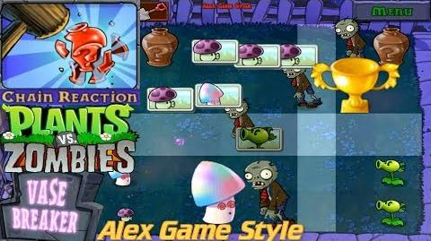 Plants vs. Zombies - Puzzle Vasebreaker Chain Reaction (Android Gameplay HD) Ep