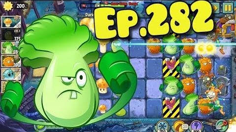 Plants vs. Zombies 2 Survive and protect plants - Dark Ages Night 19 (Ep