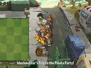 Zombies in Eleventh Party