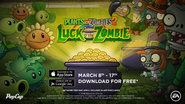 Luck O The Zombie Banner