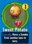 Receiving Sweet Potato New