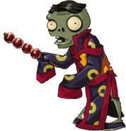 Unamed Zombie