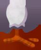 Zombiechicken leg right