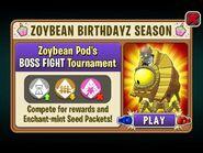 ZoybeanPodsBOSSFIGHTTournament