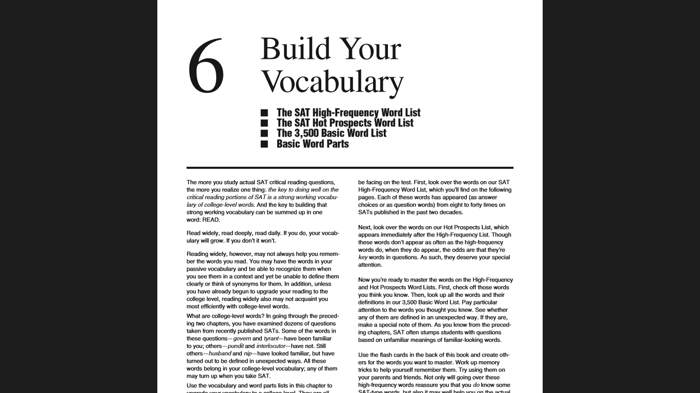 Barrons Word List With Sentences Pdf