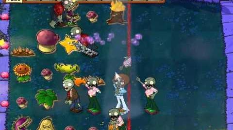Plants vs Zombies - I,Zombie Endless ( How far can i go ... ) Streak 11 - 20
